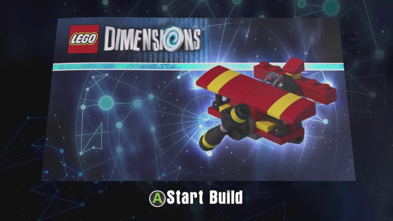 lego dimensions sonic building guide