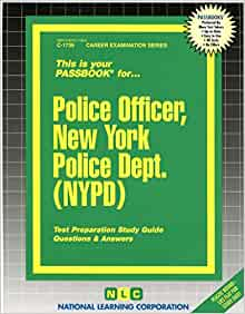 nypd sergeant exam study guide