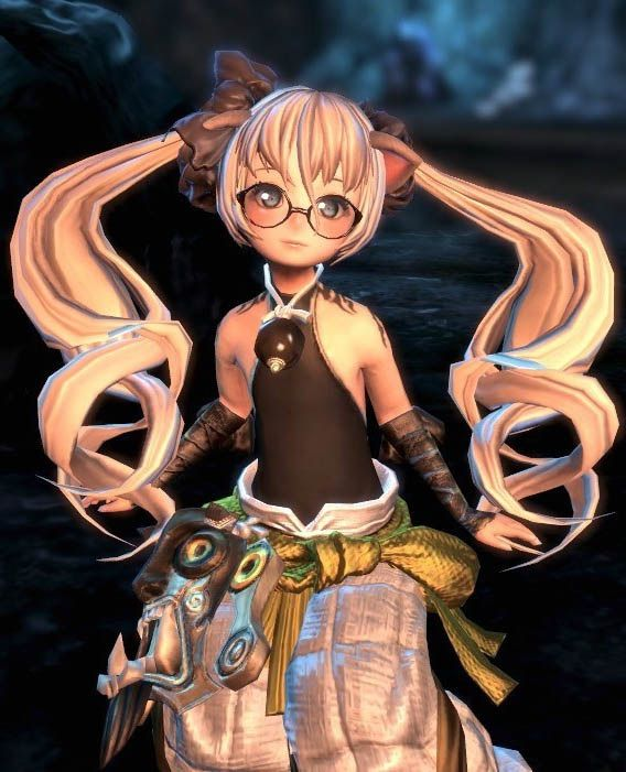 blade and soul spirit fighter guide