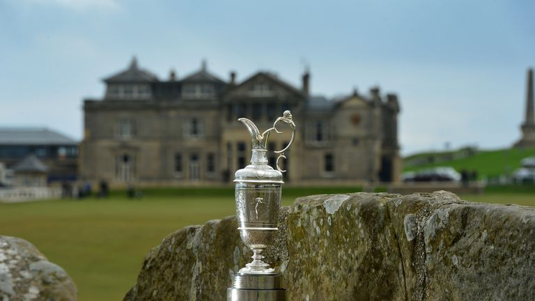 guide to playing the old course