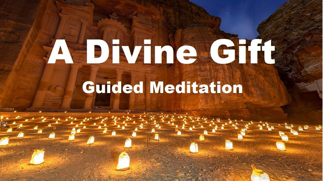 guided visualization meditation for anxiety