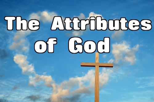 attributes of god book and study guide