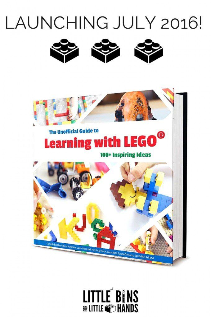 unofficial guide to learning with lego