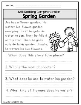 first grade guided reading printable books