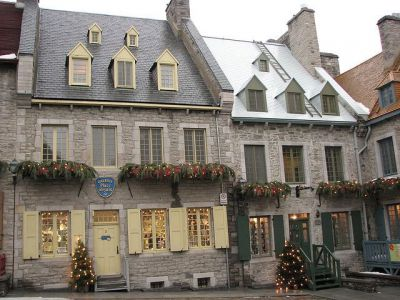 self guided tour of old quebec