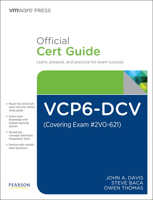 vcp6-dcv official cert guide exam 2v0-621 3rd edition download