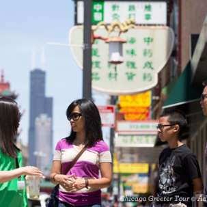 guided bus tours in chicago