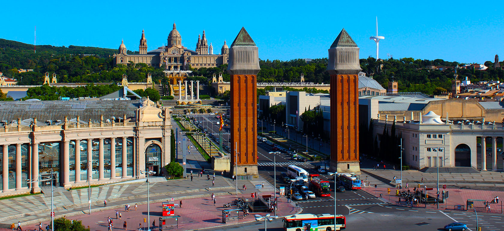 guided tours to barcelona spain